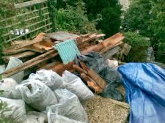 Dagenham Waste Removal garden waste removal
