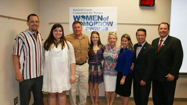 Harford County Women of Tomorrow Awards Celebrate Young ...