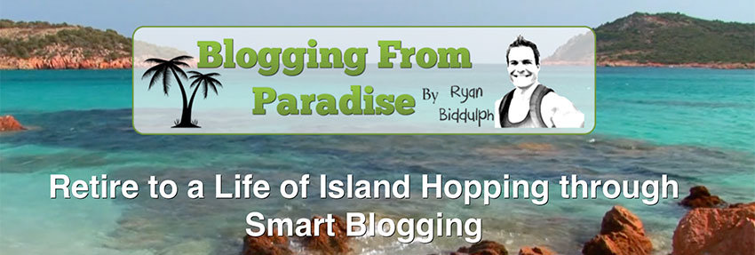 Blogging From Paradise influencer blogs for new blog post ideas