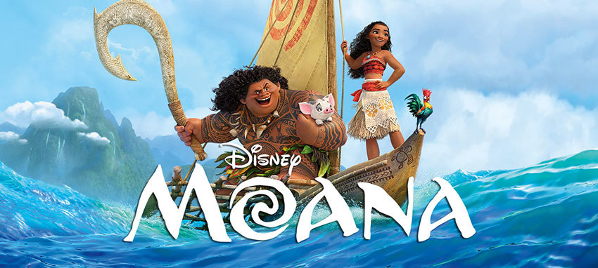 New blog post ideas from favourite movies Moana