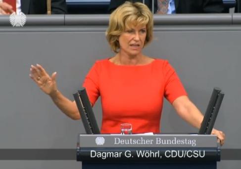 Dagmar Wöhrl Die Stoßburg