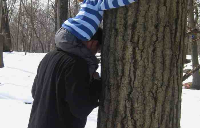 Raising a Tree Hugger