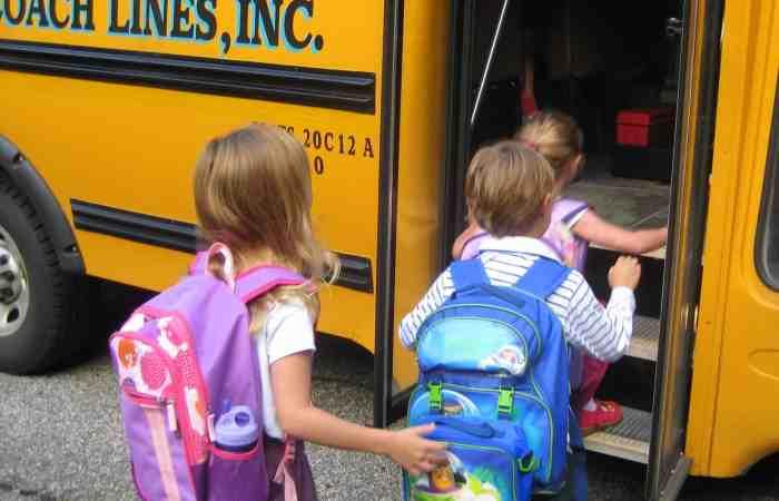 Kindergarten: He Was Ready, I Wasn't