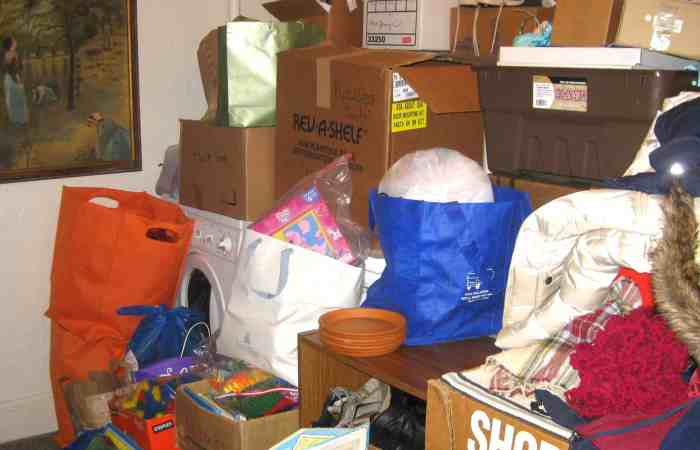 Not Me! Monday — I'm Not a Hoarder