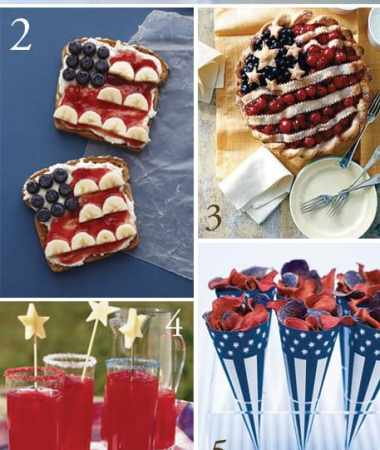 Last-Minute Patriotic Snack Ideas for Fourth of July