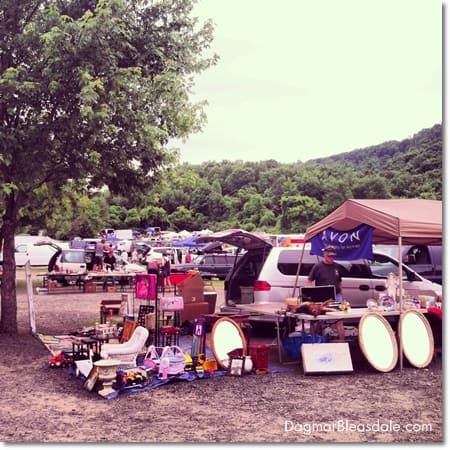 Our Visit to the Elephant's Trunk Flea Market in New Milford
