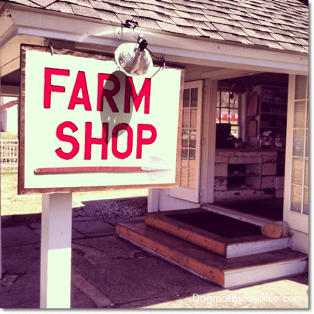 Farmer and the Fish Farm Shop