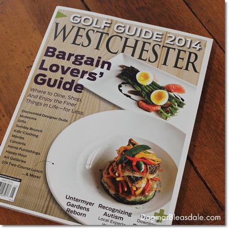 Dagmar Bleasdale in Westchester magazine