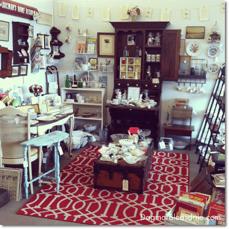 Dagmar's Home Decor at Newburgh Vintage Emporium, NY