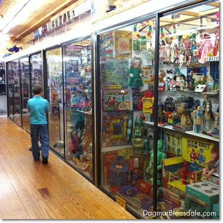 Queechee toy museum, Vermont