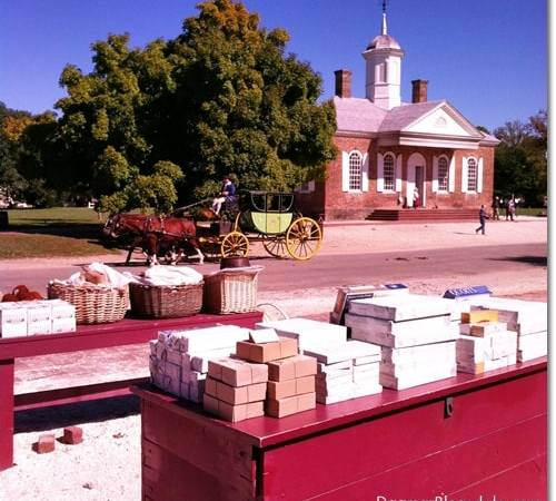 Wordless Wednesday With Linky: Colonial Williamsburg
