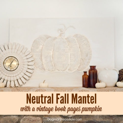 neutral fall mantel title