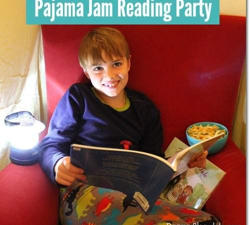 Surprise the Kids With a Pajama Jam Reading Party