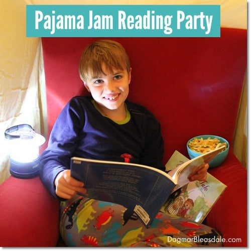 Pajama Jam Reading Party