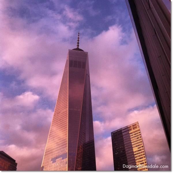 Freedom Tower, DagmarBleasdale.com