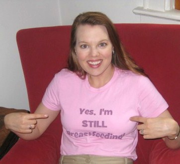 I'm still breastfeeding T-shirt 2