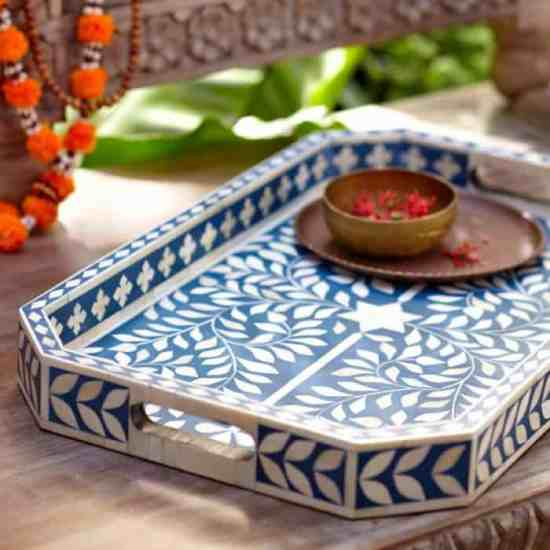 Craft Nila Bone Inlay Tray