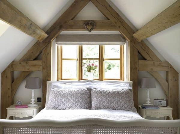 breathtaking cottage attic bedroom ideas contemporary - best idea