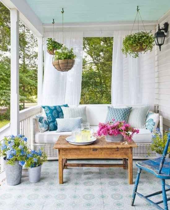 7 porch decorating ideas for spring dagmar 39 s home