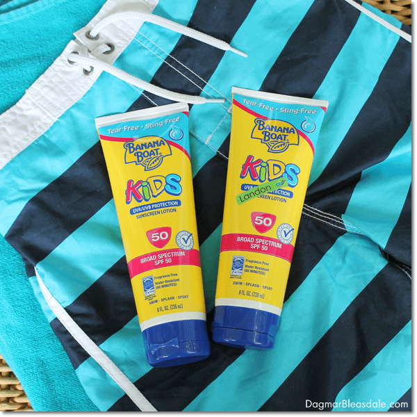 Sun Protection Tips -- Banana Boat®