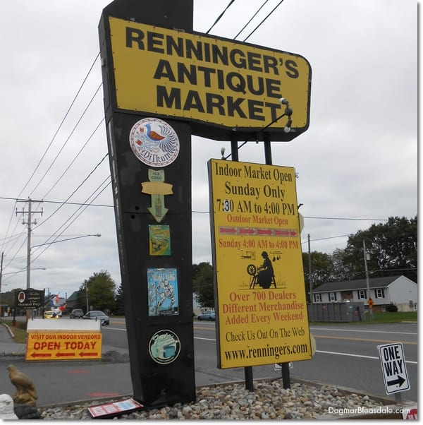 Renninger's Antique Market, PA