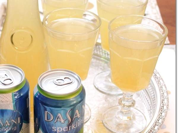 Pineapple Radler Spritzer Recipe — Perfect for New Year's Eve