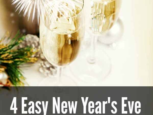 10 DIY New Year's Eve Ideas