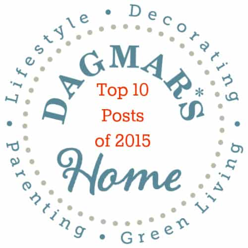 top 10 posts of 2015 on Dagmar's Home