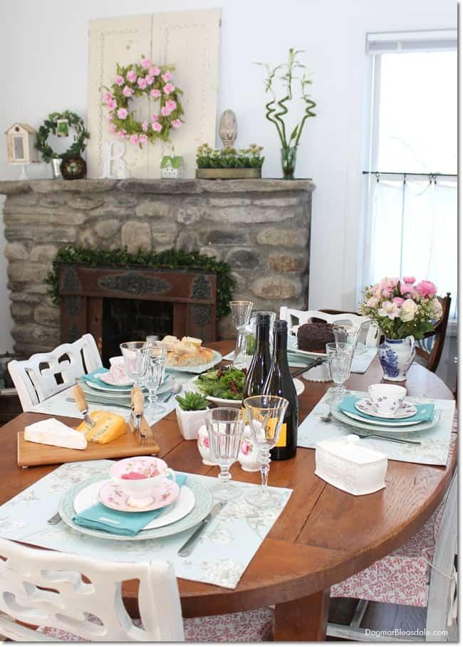 Butter Chardonnay Mother's Day brunch, DagmarBleasdale.com