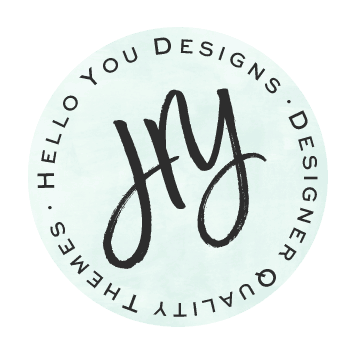 Dagmar's Home Features New Look By Hello You Designs!