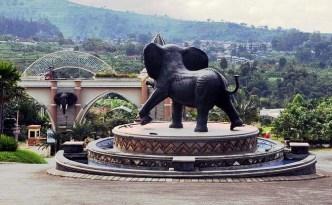 Paket Tour Wisata Kampung Gajah Bandung