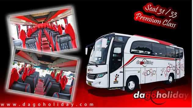 harga sewa Bus Bandung