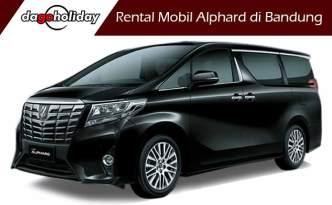 Rental Mobil Alphard di Bandung murah