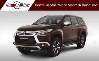 Rental Mobil Pajero Sport di Bandung murah