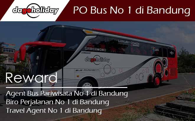 Sewa Bus Pariwisata Bandung Terbaru Dago Holiday