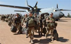 mali truppe francesi