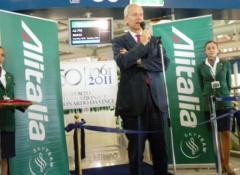 Giancarlo Schisano, Il direttore operativo di Alitalia