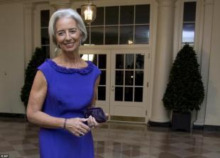 Christine Lagarde direttore del Fondo Moneteario internazionale