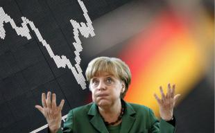 ANGELA MERKEL DOWNGRADE DELLA GERMANIA