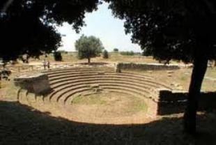 anfiteatro Paestum