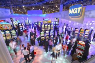 IGT GAMING SLOT MACHINES LAS VEGAS
