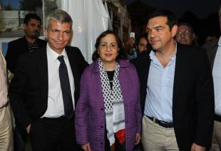 niki vendola mai alkaila e alexis tsipras