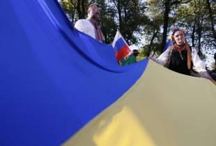 corteo a mosca per la pace in ucraina 8