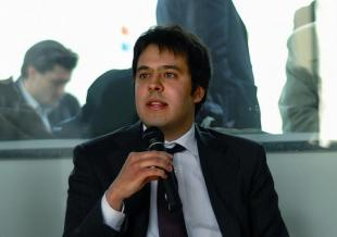 Daniele Nahum, esponente del PD milanese