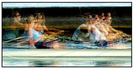 The rowers - Toronto © Stephen D'Agostino