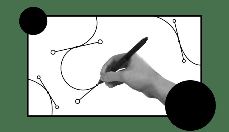 Icona servizi grafica e illustrazioni Torino