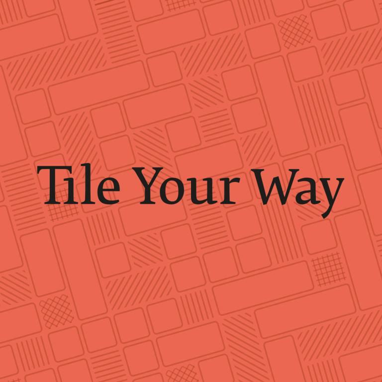 Logotipo Tile Your Way