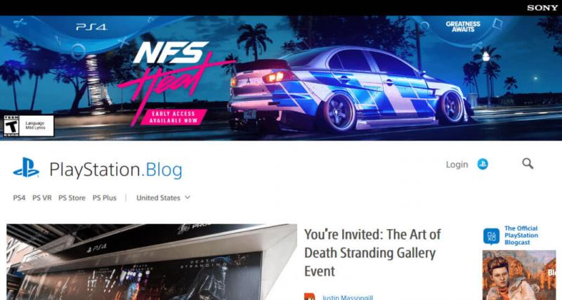 Il blog della PlayStation