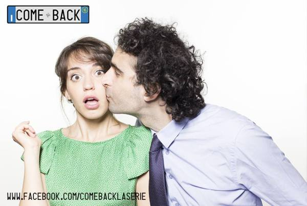 come back webserie