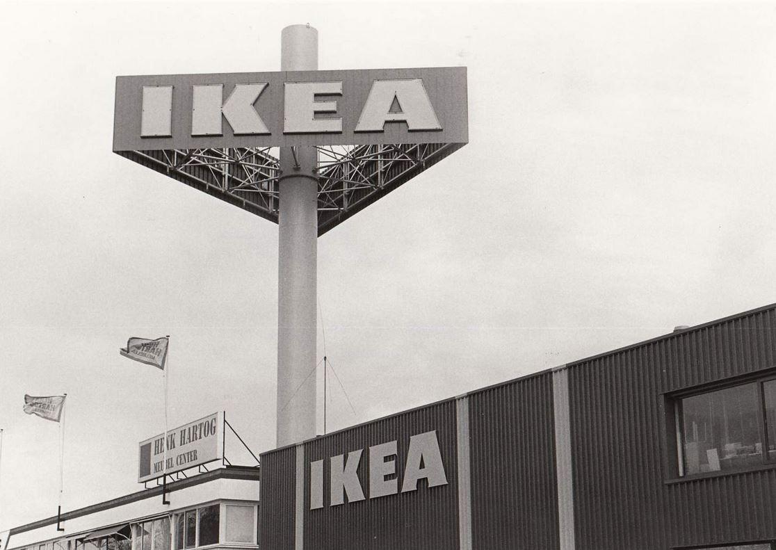 Eerste Ikea Vestiging In Nederland Gaat Open